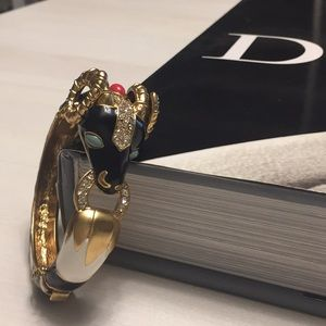 J.Crew Bejeweled Aries Bracelet